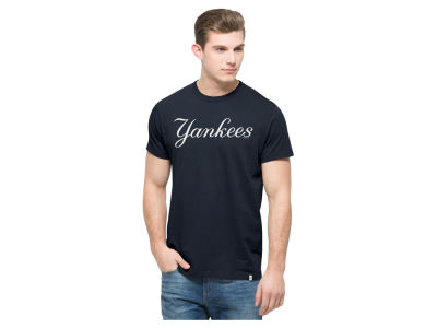 New York Yankees '47 MLB Men's Crosstown MVP Flanker T-shirt