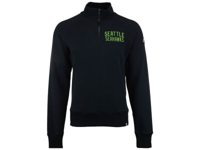 Seattle Seahawks '47 NFL Men's Game Break Quarter Sleeve Zip Pullover Jacket
