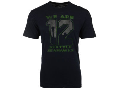 Seattle Seahawks '47 NFL Men's Scrum Logo T-Shirt