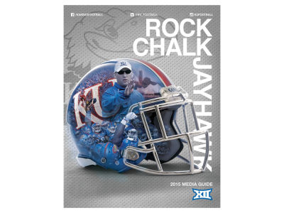 Kansas Jayhawks 2015 Media Guide