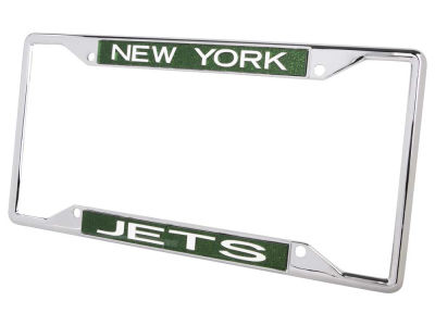 New York Jets Glitter Laser Frame