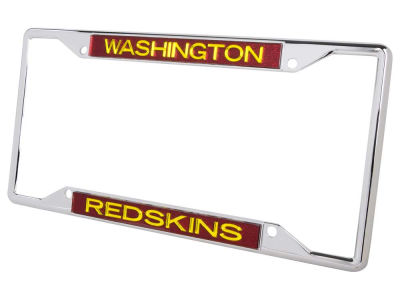 Washington Redskins Glitter Laser Frame