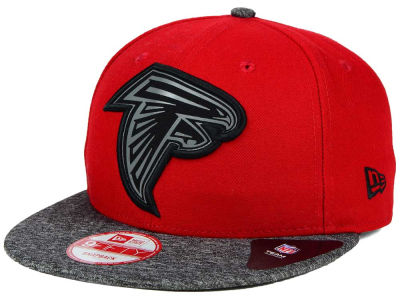 Atlanta Falcons New Era NFL Gridiron Hook 9FIFTY Snapback Cap
