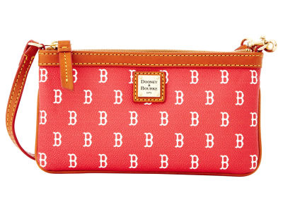 Boston Red Sox Dooney & Bourke Large Wristlet