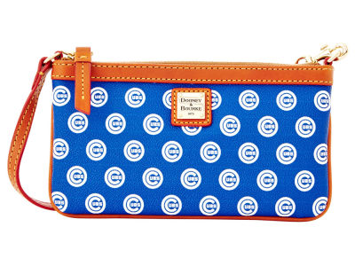 Chicago Cubs Dooney & Bourke Large Wristlet