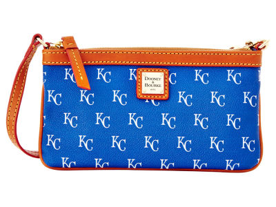 Kansas City Royals Dooney & Bourke Large Wristlet