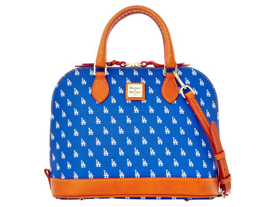 Los Angeles Dodgers Dooney & Bourke Zip Zip Satchel