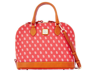 St. Louis Cardinals Dooney & Bourke Zip Zip Satchel