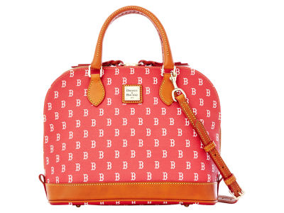 Boston Red Sox Dooney & Bourke Zip Zip Satchel