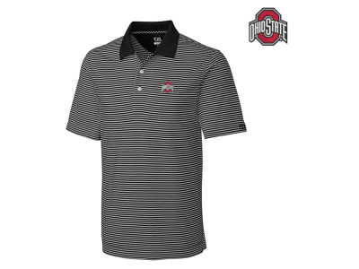 Ohio State Buckeyes NCAA Men's Trevor Stripe Polo Shirt