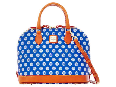 Chicago Cubs Dooney & Bourke Zip Zip Satchel