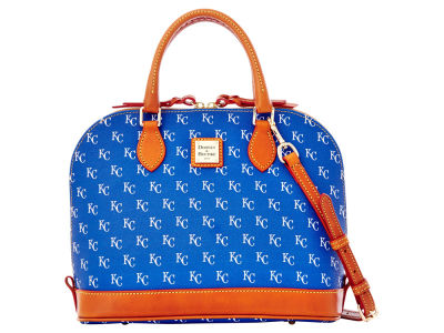Kansas City Royals Dooney & Bourke Zip Zip Satchel
