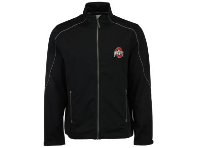 Ohio State Buckeyes NCAA Men's Weathertec Opening Day Softshell Jacket