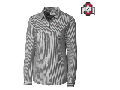 Ohio State Buckeyes NCAA Women's Epic Mini Bengal Button Up Shirt