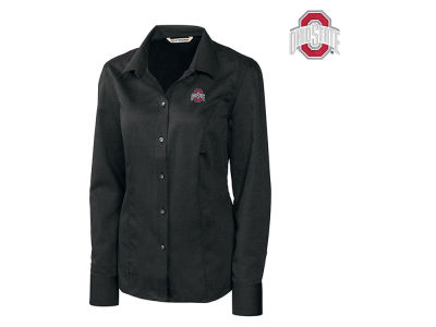 Ohio State Buckeyes NCAA Women's Epic Nailshed Button Up Shirt