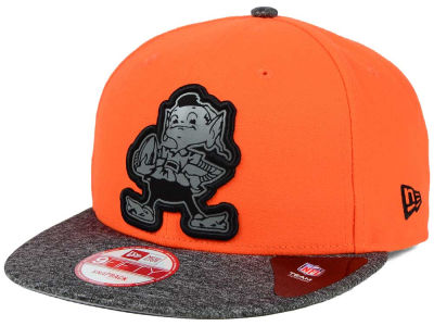 Cleveland Browns New Era NFL Gridiron Hook 9FIFTY Snapback Cap