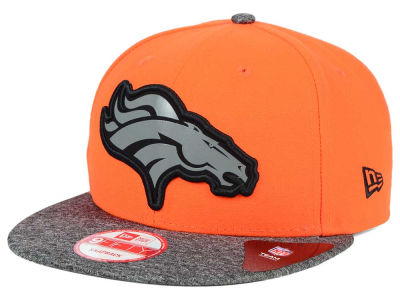 Denver Broncos New Era NFL Gridiron Hook 9FIFTY Snapback Cap