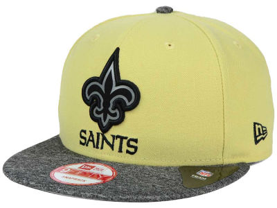 New Orleans Saints New Era NFL Gridiron Hook 9FIFTY Snapback Cap