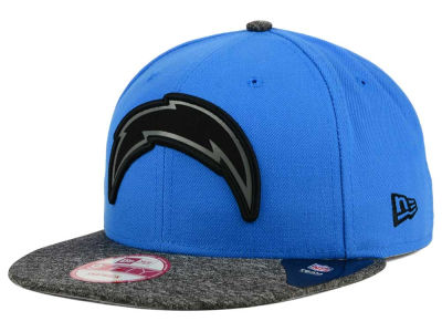 San Diego Chargers New Era NFL Gridiron Hook 9FIFTY Snapback Cap