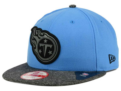 Tennessee Titans New Era NFL Gridiron Hook 9FIFTY Snapback Cap