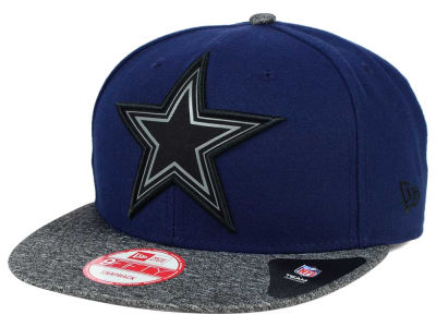 Dallas Cowboys New Era NFL Gridiron Hook 9FIFTY Snapback Cap