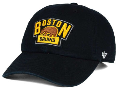 Boston Bruins '47 NHL 2016 Winter Classic '47 CLEAN UP Cap