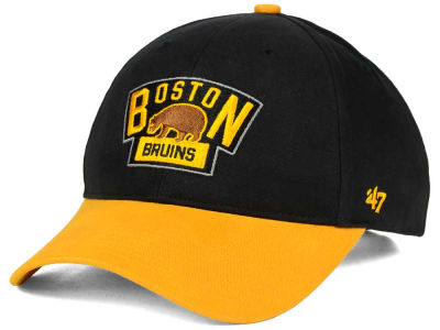 Boston Bruins '47 NHL 2016 Winter Classic Youth Short Stack '47 MVP Cap