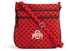 Ohio State Buckeyes Vesi Vera Bradley Triple Zip Hipster Apparel & Accessories