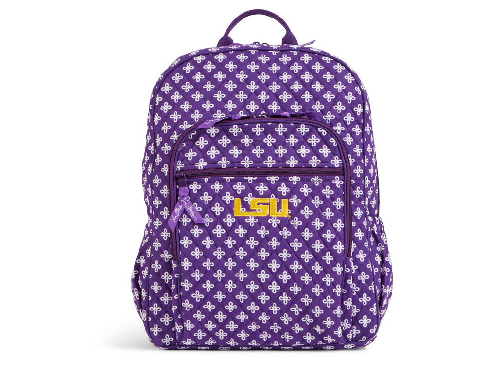 LSU Tigers Vera Bradley Backpack