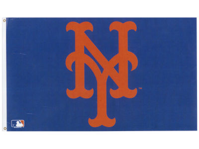 New York Mets 3x5 Deluxe Flag