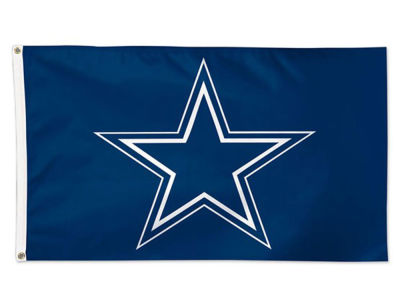 Dallas Cowboys 3x5 Deluxe Flag