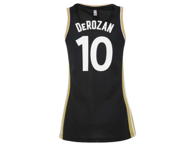 Toronto Raptors DeMar DeRozan adidas NBA Women's Rev 30 Replica Jersey