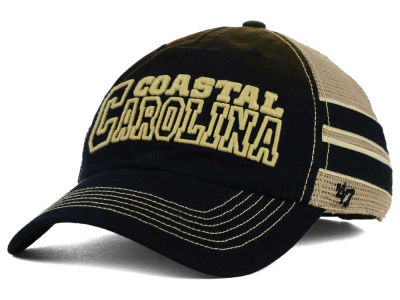 Coastal Carolina Chanticleers '47 NCAA '47 Mackinack Meshback Cap