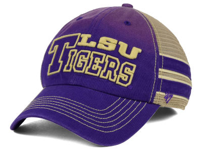 LSU Tigers '47 NCAA '47 Mackinack Meshback Cap