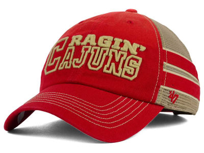 Louisiana Ragin' Cajuns '47 NCAA '47 Mackinack Meshback Cap
