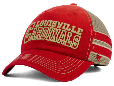 Louisville Cardinals '47 NCAA '47 Mackinack Meshback Cap