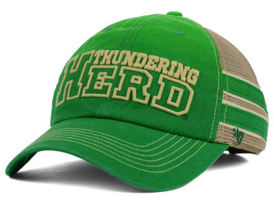 Marshall Thundering Herd '47 NCAA '47 Mackinack Meshback Cap