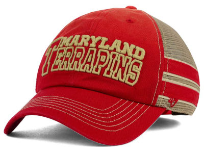 Maryland Terrapins '47 NCAA '47 Mackinack Meshback Cap
