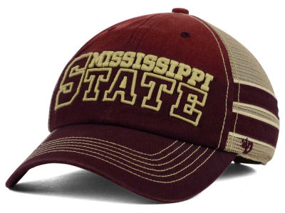 Mississippi State Bulldogs '47 NCAA '47 Mackinack Meshback Cap