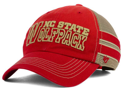 North Carolina State Wolfpack '47 NCAA '47 Mackinack Meshback Cap