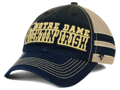 Notre Dame Fighting Irish '47 NCAA '47 Mackinack Meshback Cap