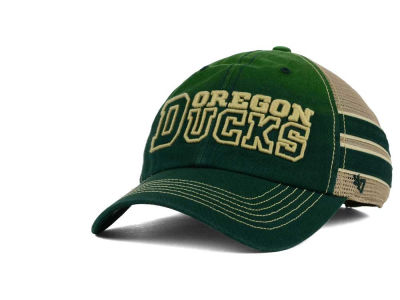 Oregon Ducks '47 NCAA '47 Mackinack Meshback Cap