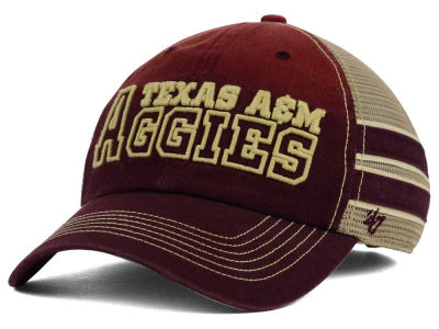 Texas A&M Aggies '47 NCAA '47 Mackinack Meshback Cap