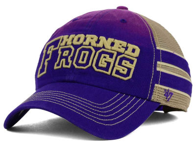 Texas Christian Horned Frogs '47 NCAA '47 Mackinack Meshback Cap