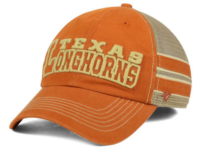 Texas Longhorns '47 NCAA '47 Mackinack Meshback Cap
