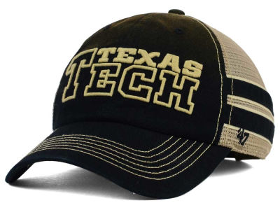 Texas Tech Red Raiders '47 NCAA '47 Mackinack Meshback Cap