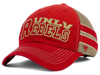 UNLV Runnin Rebels '47 NCAA '47 Mackinack Meshback Cap