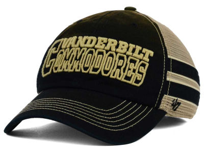 Vanderbilt Commodores '47 NCAA '47 Mackinack Meshback Cap