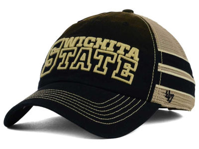 Wichita State Shockers '47 NCAA '47 Mackinack Meshback Cap