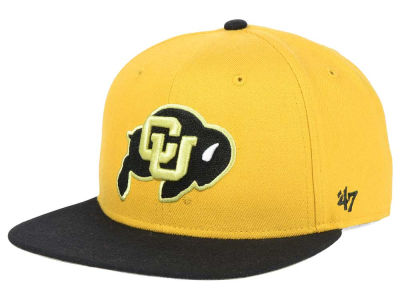 Colorado Buffaloes '47 NCAA Sure Shot Snapback Cap
